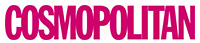 Logo for Cosmopolitan magazine, in which an advertisement was included for Beverly Hills Institute of Dental Esthetics.