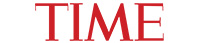 Logo for Time magazine, which featured Dr. Brian LeSage of Beverly Hills as a leading dentist.